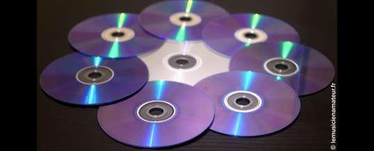 Presser votre CD ou DVD : avez-vous rempli votre déclaration SDRM ?