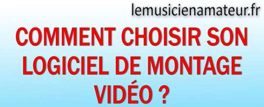 You are currently viewing Je n'y connais rien en vidéo, quel logiciel de montage choisir ?
