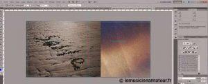 Utiliser des gabarits sous Photoshop pour vos pochettes de CD, DVD…
